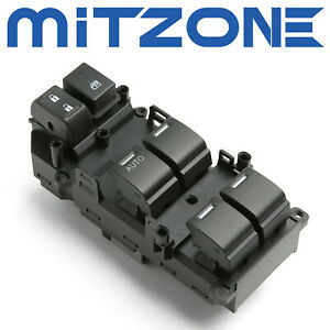 Power Master Window Switch Front Left Driver Side For 2008 2012 Honda Accord