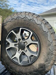 Jeep Wrangler Rims And Tires 33