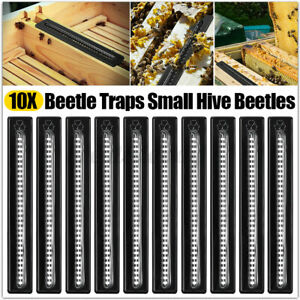 10pcs Professional Black Bee Hive Blaster Beehive Trap Beekeeping Equipment Tool
