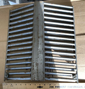 Massey Ferguson Tractor Original Front Grill For Hood