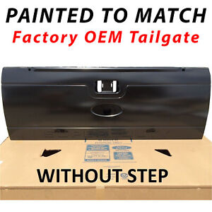 New Painted To Match Factory Oem Tailgate For 08 16 Ford F250 F350 Super Duty
