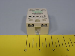 Schneider Electric 6240axxszs dc3 Solid State Relay 40a 3 32vdc 24 280vac