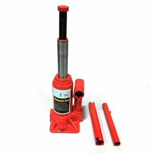 2 Ton Hydraulic Bottle Jack Car Repair Tools Hand Car Lift Heavy Duty