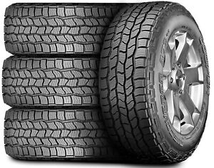 4 New Cooper Discoverer At3 4s 265 70r17 115t A t All Terrain Tires