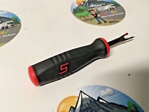 Snap On Sgtt4a Soft Grip Terminal Tool Heavy Duty Seam Ripper Sewing Upholstery