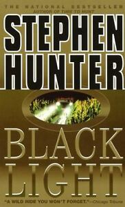 BLACK LIGHT BOB LEE SWAGGER Mass Market Paperback Hunter Stephen $3.58