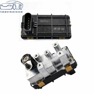 Turbo Electric Actuator For Mercedes M class Jeep Grand Cherokee G 001 6nw009660