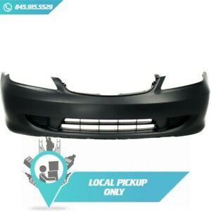 Local Pickup Bumper Cover Front Fits Honda Civic 2004 2005 Ho1000216