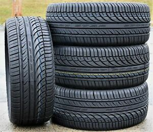 4 Fullway Hp108 245 35zr20 245 35r20 95w Xl dc As All Season Performance Tires