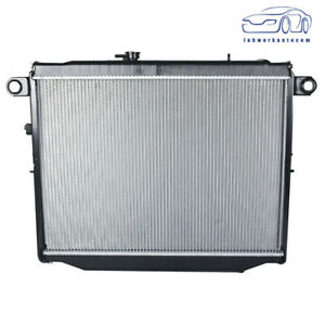 Radiator For 1998 2007 Toyota Land Cruiser 1998 2002 Lexus Lx470 4 7l 2282