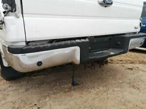 Rear Bumper Styleside With Tow Package Fits 09 14 Ford F150 Pickup 238900