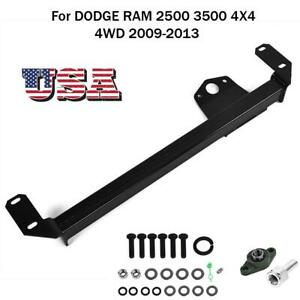 Steering Gear Box Stabilizer Bar Brace For Dodge Ram 2500 3500 4x4 4wd Us Stock