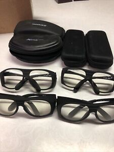 Lot Of 4 Alma Laser Protection Glasses