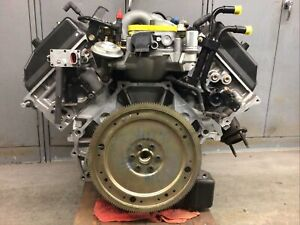 2000 Mark Viii 8 Lincoln Continental Engine Complete 200 Mi Ford V8 Bad Crank