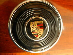 Porsche 356 B C Horn Button For Nardi Steering Wheels 2 Function 70 Mm New Nos