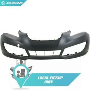 Local Pickup Bumper Cover Front Fits Hyundai Genesis Coupe 2010 2012 Hy1000180