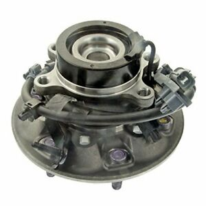 Ac Delco 515107 Acdelco Advantage Front Passenger Side Wheel Hub And Bearing