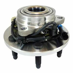 Ac Delco 515036a Acdelco Wheel Bearing And Hub Assembly 1 Pack
