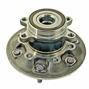 Ac Delco 515121 Acdelco Advantage Front Wheel Hub And Bearing Assembly