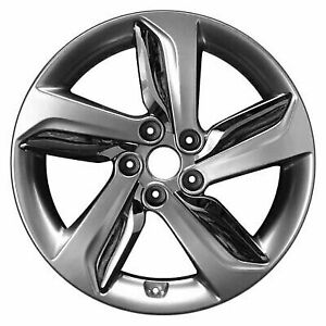 New 18 X 7 5 Replacement Wheel Rim For 2013 2014 2015 Hyundai Veloster