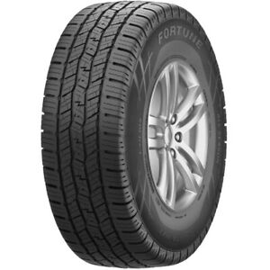 4 New Fortune Tormenta H T Fsr305 245 65r17 107t As A S All Season Tires