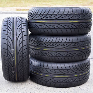 4 New Forceum Hena 205 45zr16 205 45r16 87w As A S High Performance Tires