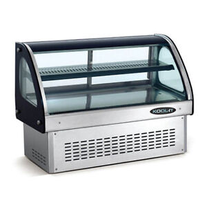 Kool it Kcd 36 35 Full Service Countertop Refrigerated Deli Display Case