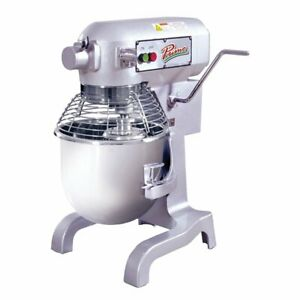 Primo Pm 20 Countertop Commercial Planetary Mixer 20 Qt Capacity 3 speed