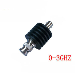 Q9 bnc J k Coaxial Fixed Attenuator Dc 3ghz 10w 50ohm 3 6 10 15 20 30 40db Us