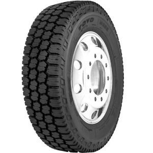 4 New Toyo M655 245 70r19 5 Load H 16 Ply Drive Commercial Tires
