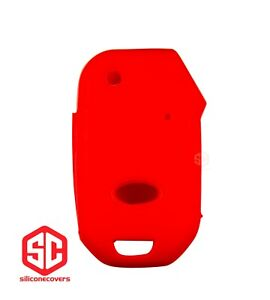1x New Keyfob Remote Fobik Silicone Cover Fit For Select Kia Vehicles