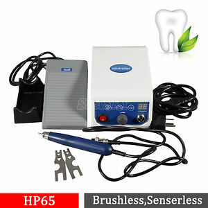 Portable Dental Lab Electric Brushless Micromotor 50000rpm Handpiece Unit