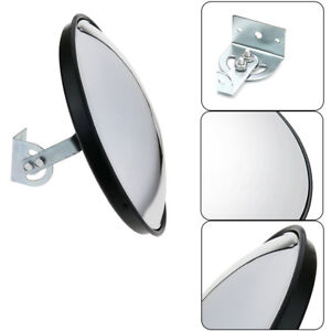 Blind Spot Mirror 12 Outdoor Wide Angle Traffic Driveway Convex Mirror Security