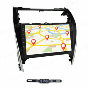 For 2012 2014 Toyota Camry 10 1 Android 10 1 Car Radio Stereo Mp5 Gps Navi