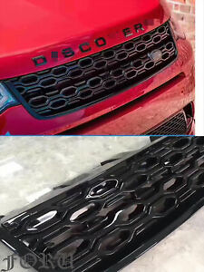 New Facelift Grille For Land Rover Discovery Sport 2020 Radiator Exterior Cover