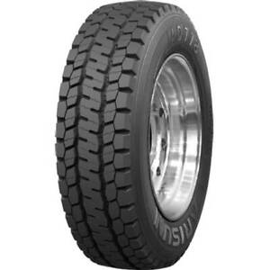 4 New Arisun Ad778 245 70r19 5 Load H 16 Ply Drive Commercial Tires