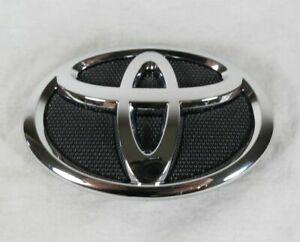 07 09 Toyota Camry Front Emblem Grille Grill Chrome Badge Bumper Sign Logo