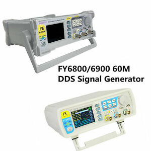 Fy6800 6900 60m Dds Signal Generator Counter 0 01 100mhz Arbitrary Waveform