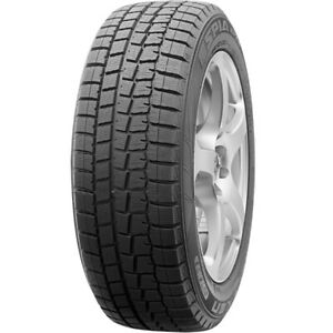4 New Falken Espia Epz Ii 205 60r16 96t Xl Studless Snow Winter Tires