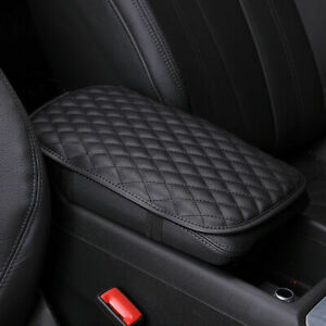 Universal Car Accessory Armrest Cushion Cover Center Console Box Pad Protectors
