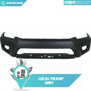 Local Pickup Bumper Cover Front Fits Toyota Tacoma 2012 2015 To1000382c Capa