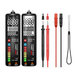 Bside Adms1a q Tool Electrician 2000 Multimeter Counts Dc Ac Current Ncv Tester