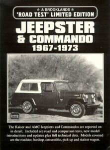Jeepster Commando Road Test 1967 1973