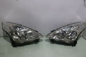 Stanley Jdm 96 98 Honda Civic Ek3 Ek4 Ek S04 So3 Head Lights Lamps 1 Pairs Oem