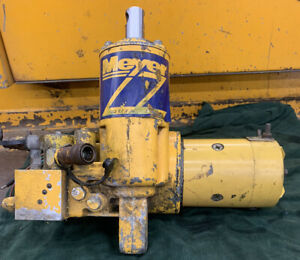 Meyer E60 Plow Pump