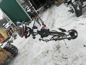 Front Axle Dana 30 Lhd 3 73 Ratio Without Abs Fits 97 06 Wrangler 237465