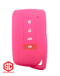 1x New Keyfob Remote Fobik Silicone Cover Fit For Select Lexus Vehicles