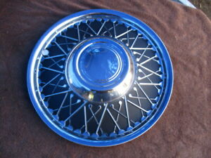 1950 S 1960 S 15 Inch Full Wire Wheel Disks