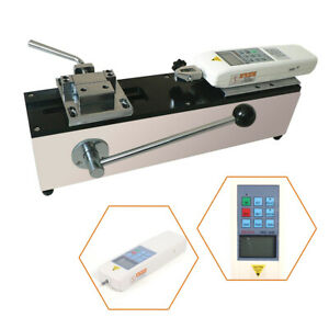 Digital Pull Force Tester Horizontal Terminal Tensile Wire Harness Force Tester