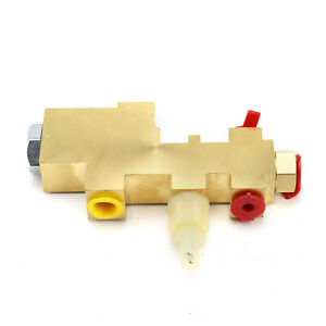 Disc Drum Brake Proportioning Valve For 1960 1970 Ford Fairlane Galaxie Mustang